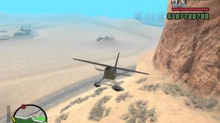 GTA San Andreas Skimmer