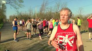 How local running clubs are helping get people moving