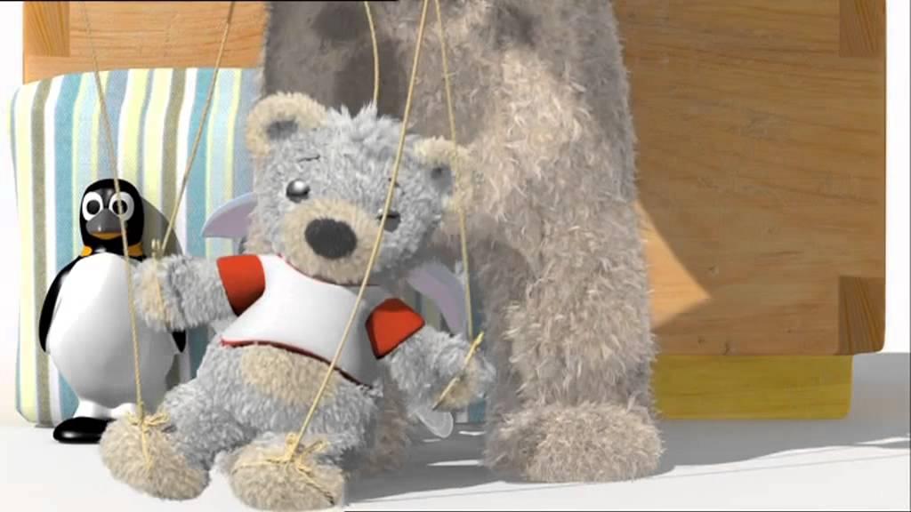 Little Charley Bear Ready Teddy Go  YouTube