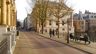Afternoon Walk in The Hague 🌤️ | City Centre | The Netherlands 4K