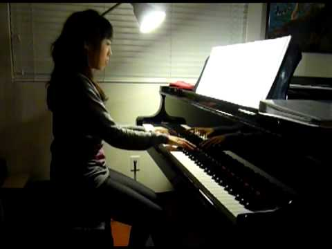 Darker than Black 2  Stereopony  Tsukiakari no Michishirube piano