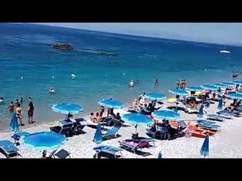 Santa trada beach...Calabria
