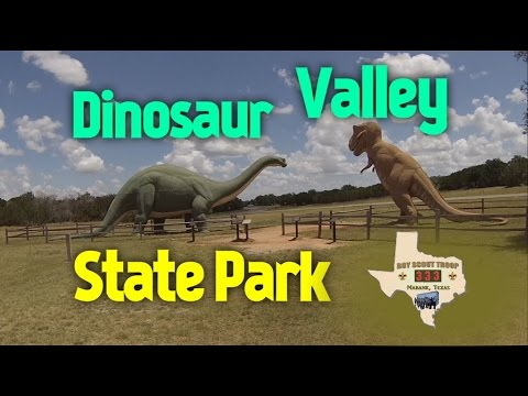 2016 Dinosaur Valley State Park BSA Troop 333 Mabank, Tx