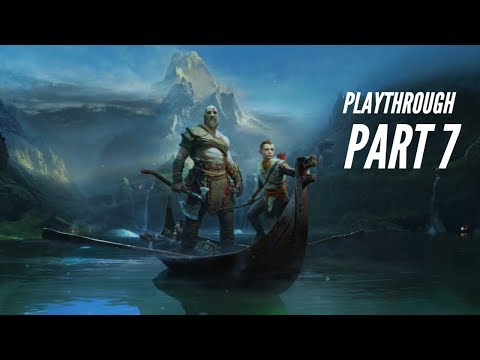 God of War 2018 Playthrough in Hindi   Part 7