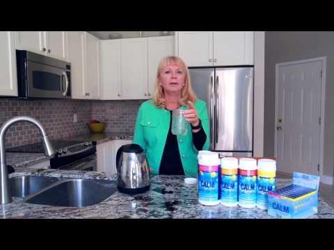 How To Prep Natural Calm, By Linda Bolton, Natural Calm Canada Founder,