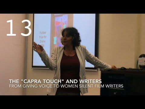 """the-""""capra-touch""""-and-writers-from-giving-voice-to-women-silent-film-writers"""