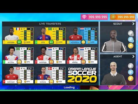 Cách Kiếm Vàng Nhanh Và Có Đội Hình Mạnh Nhất Dream League Soccer 2020