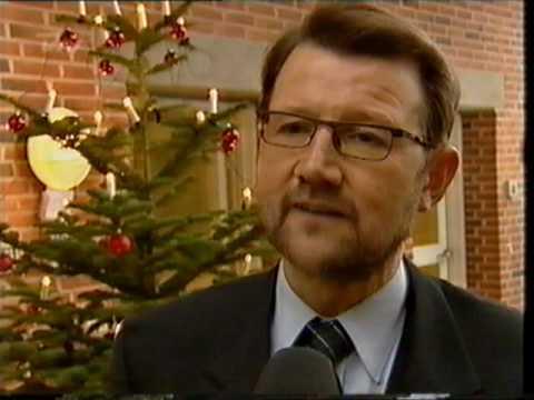 Helge Sander besøger Aalborg Universitet