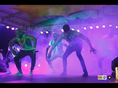 #YelloSummer17 : Concert Toofan à Cotonou (Bénin)