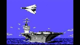 F-14 Tomcat Commodore-64