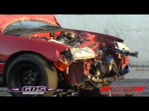honda crx blows engine puerto rico
