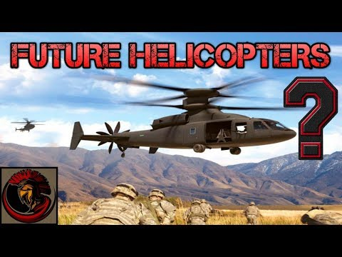 What Is The Future Of Military Helicopters?