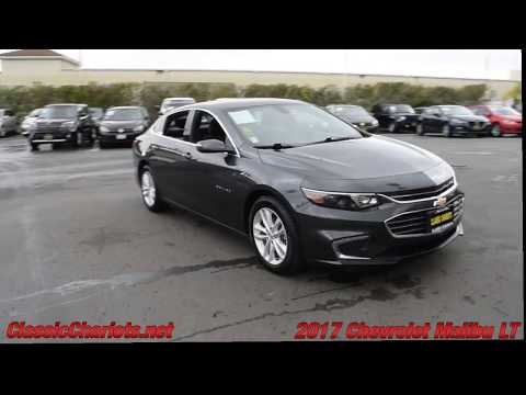 Used 2017 Chevrolet Malibu LT For Sale in Vista at Classic Chariots - Stock #18595R