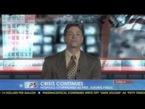 Zombie Apocalypse - Breaking News - National - 01