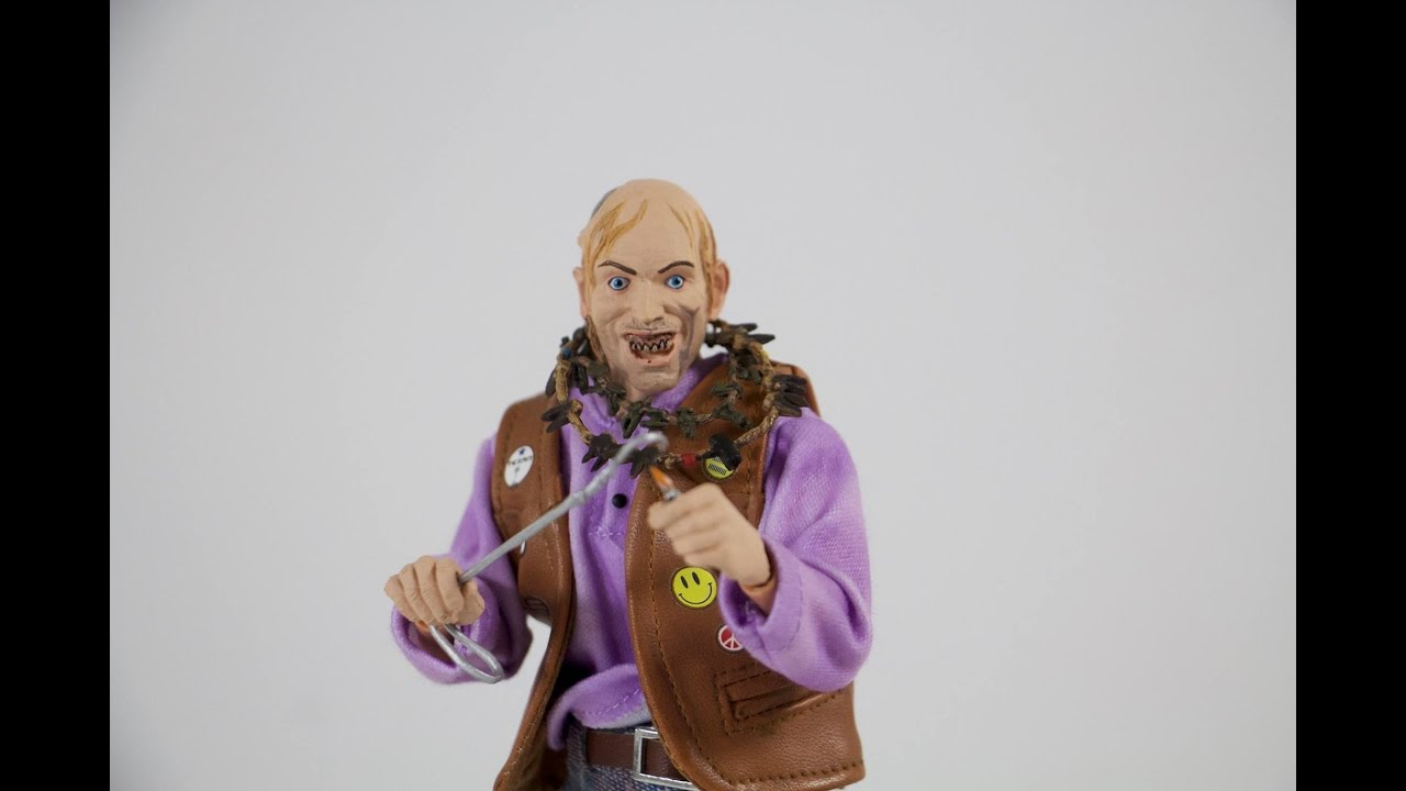 Neca Texas Chainsaw Massacre 2 8 Clothed Figure
