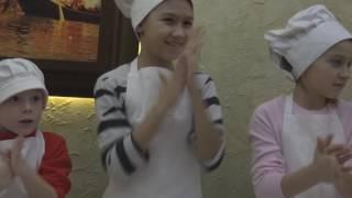 Кулинарные мастер классы для детей в ресторане 'Da Pino'