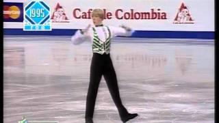 1999 Worlds SP Plushenko - Hava Nagila (without comment)