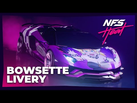 """""""PRNCSS"""" Lamborghini Aventador S Roadster - NFS Heat Bowsette Decal [Making Of & Showcase] from YouTube · Duration:  2 minutes 27 seconds"""