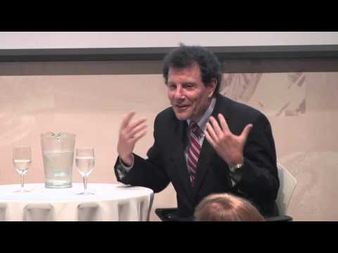 Conversations with Great Leaders: Nicholas Kristof