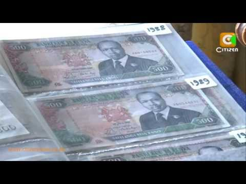 The Kenyan Shilling's Changing Faces Since Independence