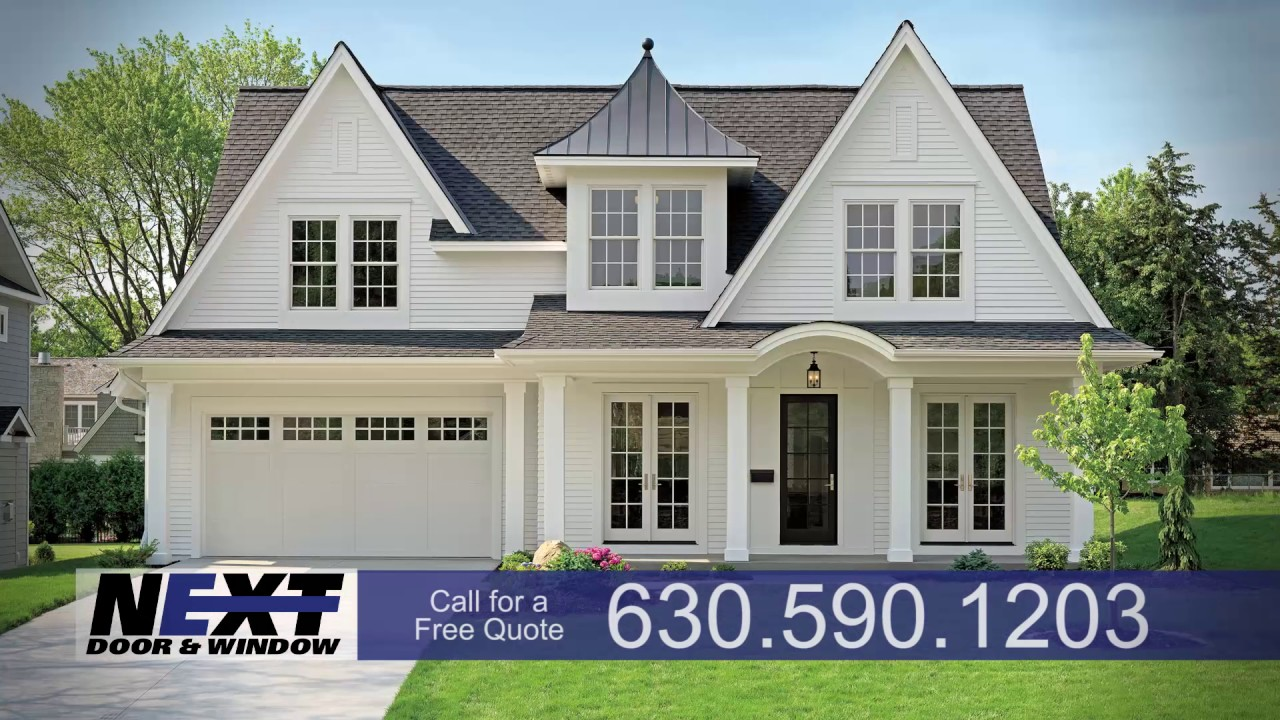 Fit Your Home Perfectly Next Door And Window Commercial