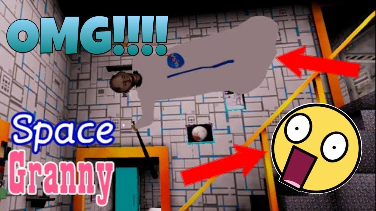 Granny Space Mod APK For Android (Mediafire Link) || Granny Horror Game