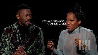 Regina King Talks Oscar-Worthy Performance In 'If Beale Street Could Talk'