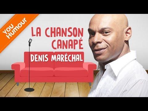 Denis Maréchal alias Geoffroy - La chanson du canapé