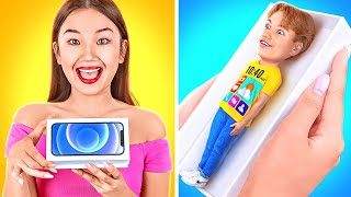 IF PHONES WERE PEOPLE    My Phone Is My BEST FRIEND! Funny Situations by 123 GO! CHALLENGE