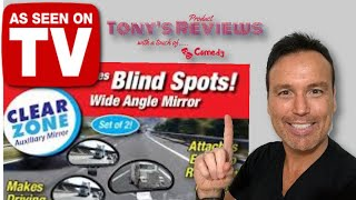 Dollar Store Rearview Mirror Review