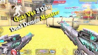 Tập Kích   Quái Vật 2 Đầu Dual Demon Monster   Bình Luận Tập Kích