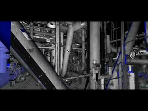 3D Laser Scanning and Modeling Oil and Gas