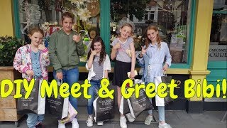 DIY - Chocolade Meet & Greet VEED Vlog - Bibi (Nederlands)