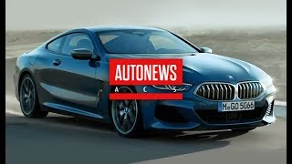 Представлено новое купе BMW 8-Series
