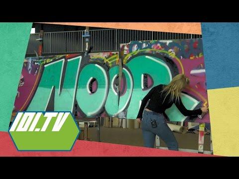 Noor Spuit Illegaal Graffiti    101.TV