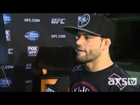 Josh Thomson Just Wants to Fight