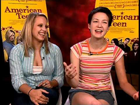 American Teen - Exclusive: Hannah Bailey and Megan...