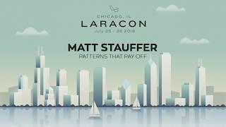 20180726 Laracon 2018 Matt Stauffer