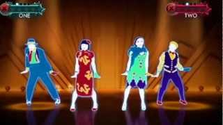 [Just Dance 3] Dynamite   Taio Cruz Kinect (wii) .mp4