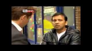 Shocking and deceitful behavior from Indian men trying to scam UK i...