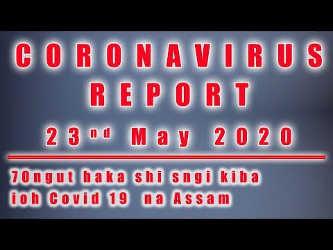Coronavirus Pandemic Report 23 05 2020