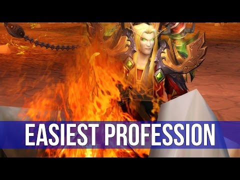 World of Warcraft: Easiest Profession? Maxing Cooking In 15 Minutes!