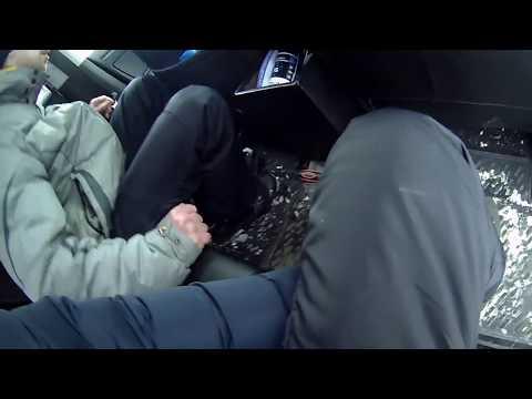 Ставим чехлы на Lada Vesta ,Сломал клипсу-печалька(