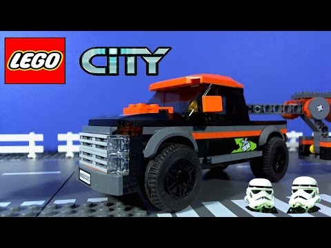 Lego City Police Pick Up Truck