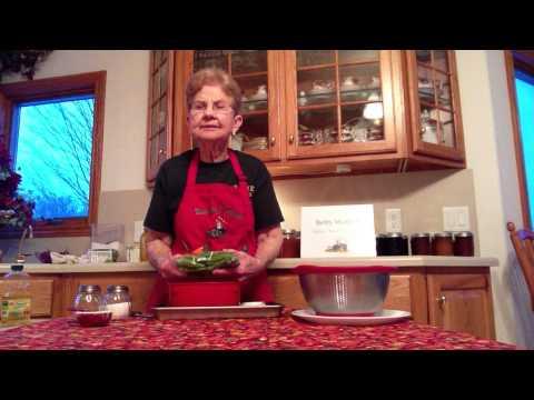 Freezing and Preparing Fresh Okra     By   Betty Walker