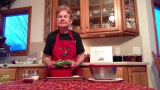 Freezing and Preparing Fresh Okra     By   Betty Walker