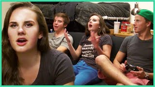 DORM PARTY w/ Lauren Elizabeth & Hudson Luthringshausen- Arden Rose Wants a Date