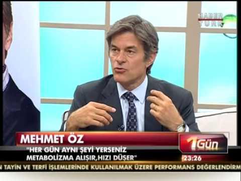 Mehmet Öz 'Dukan diyeti' için ne düşünüyor