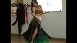 Dança do Ventre - Coreografia Iniciante  da Canção: Fata Morgana