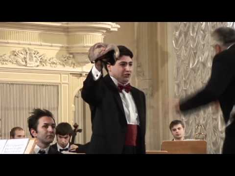 STRAVINSKY - Pulcinella (complete) - Marco Pace - St. Petersburg Conservatory Chamber Orchestra